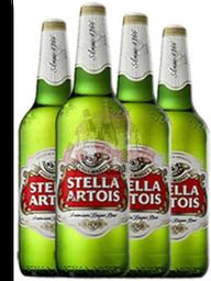 4x3 Cervezas Stella Artois