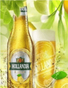 Cerveza Hollandia Radler Botella 330 Ml