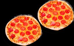 2 Medianas🍕🍕 - 50%DTO en tu segunda pizza