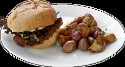 🍔Plant Burger Italiana