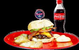 Jack Daniel's Combiburger Style