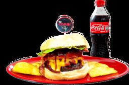 Chili Combiburger Style