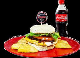 Chicken Combiburger Style