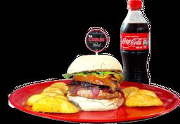 Vegan Combiburger Style