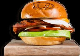 🍔Egg & Sausage Sandwich