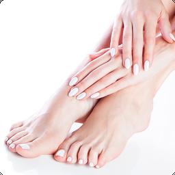 Manicure + Pedicure Semi permanente