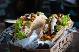 Tacos Vegetarianos x 2