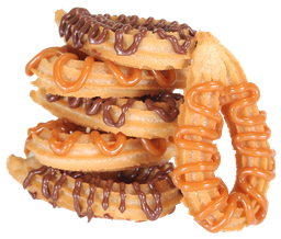 Churritos x6 glaseados