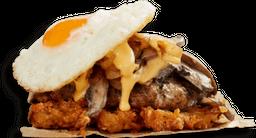 Burger Brunch