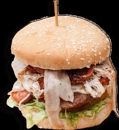 Hamburguesa 5 carnes