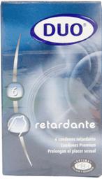Duo Preserv.X6, Retardante