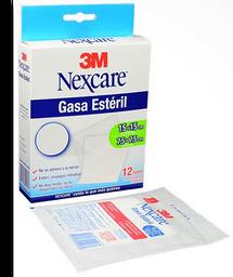 Gasa Nexcare Esteril 15X15 X12Un
