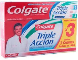 Colgate Cd Tracc 3x