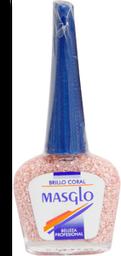 Brillo Masglo Para Unas Coral 13,5Ml