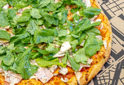 Pizza Rosetta Di Verde Personal