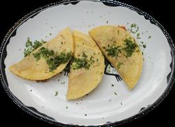 Tacos de chicharrón