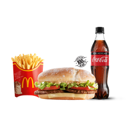McCombo™ 🍔 Artesanal Italiano con Carne 🍟