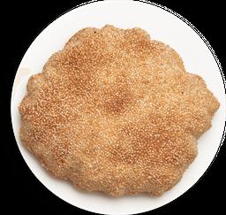 Pan tostado con ajonjolí