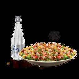 🥗 Combo Ensalada Manzana Cheddar con Pollo Grill