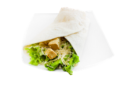 Wrap con Pollo + Limonada 🌯