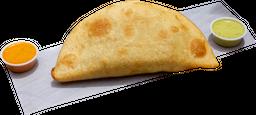 Empanada Jamón con Queso Blanco