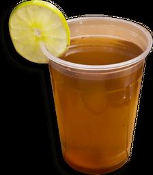 Agua de panela con limón