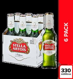 Stella Artois Sixpack 330ml