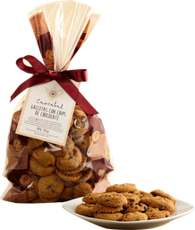 Bolsa Con Galletas Chocochips