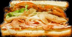 Sándwich Triple Meat