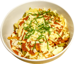 Pasta Salad Pollo Pesto & Almendras