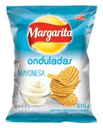 Margarita Ondulada Mayonesa Familiar