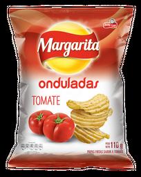 Margarita Ondulada Tomate Familiar
