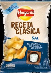 Margarita Receta Clásica Natural Familiar