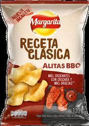 Margarita Receta Clásica Alitas Bbq Familiar