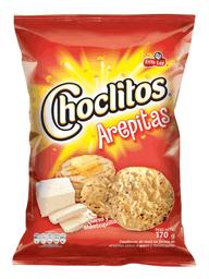 Choclitos Arepitas Queso Y Mantequilla Familiar
