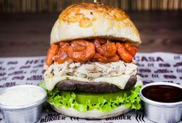 Hamburguesa Beef & Fish