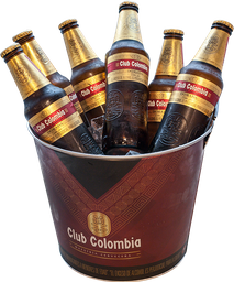 Cervezas Club Colombia 6 x 4
