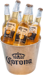 Cervezas Corona 6 x 4