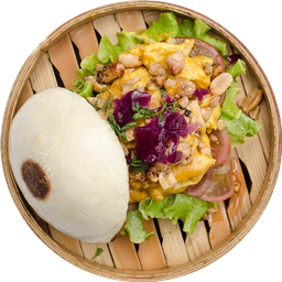 Pollo Cury Burgerbun (120g)