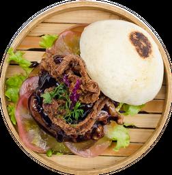 Pollo Ciruela Burgerbun