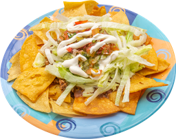 Nachos a la mexicana