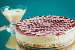 Cheesecake Mora 6 Porciones