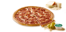 Pizza Personal 1 Ingrediente