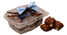 Brownies Tres Chocolates Caja x 12 unidades