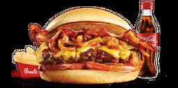 🍔 Combo Hamburguesa Presto Premium🍟