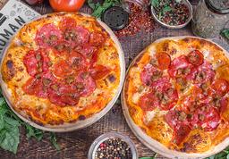 2 Pizzas de Carnes