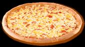 Pizza Familiar 2 Ingredientes