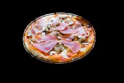 Pizza Prosciutto e Fungi