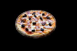 Pizza Tocineta & Ciruela