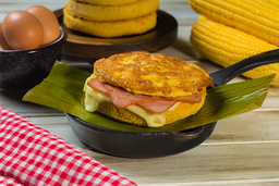 UFF… Omelet Jamón y Queso